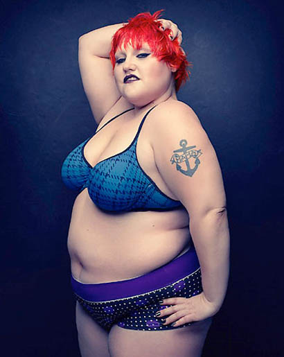 Beth Ditto - culture lesbienne