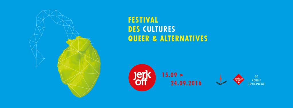 La bannière de Jerk Off 2016