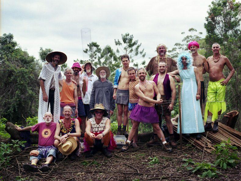 Des fées australiennes (mouvement des fairies)