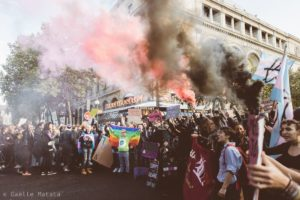 Existrans 2017 friction-magazine-gaellematata-pride-manifestation-LGBTQI