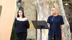 Despentes et Dalle à Avignon 2018