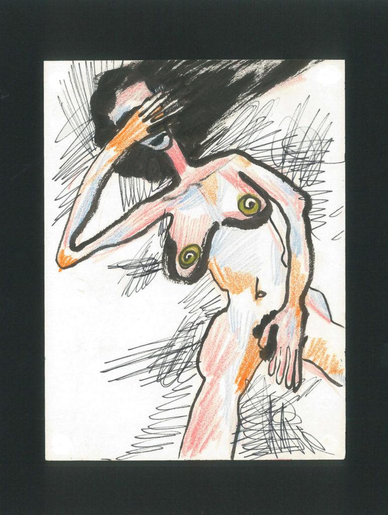 dessin de Daria Ivanova