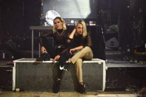 Conspiration DJ Mila Dietrich & Cassie Raptor © Otto Zinsou
