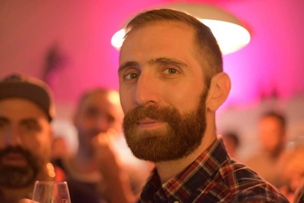 Julien Ribeiro alias Gemini (c) Cortes