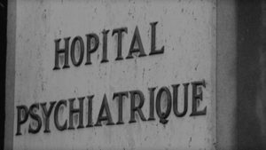 Hôpital psychiatrique - santé mentale queer