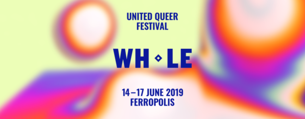 Whole festival à Berlin - Friction Magazine queer