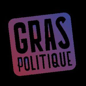 Gras politique le logo