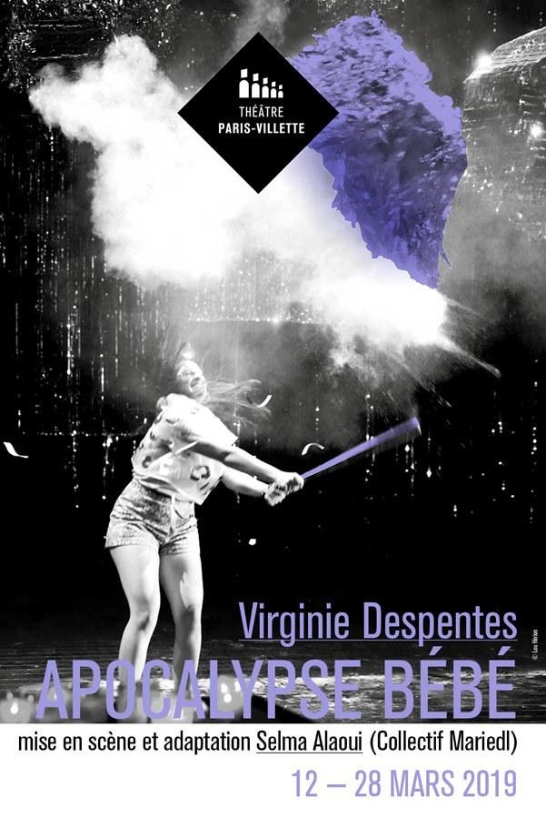 """""""Apocalypse Bébé"""" de Virginie Despentes au Théâtre de la Villette"""