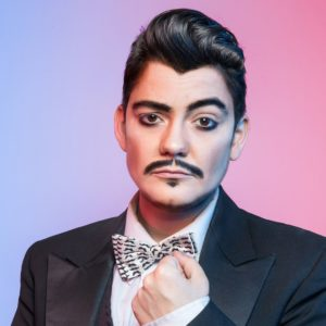 Jésus la Vidange, drag king, Friction Magazine