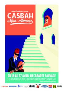 """""""Casbah Mon Amour"""" : quand le Cabaret Sauvage célèbre le Chaâbi. Places à gagner sur Friction"""