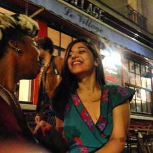 Soraya et Fallon : lesbiennes amoureuses