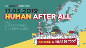 Human after all// Ensemble malgré tout : fête du BAAM
