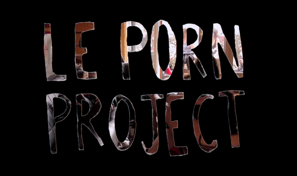 LE porn project porno queer féministe BDSM