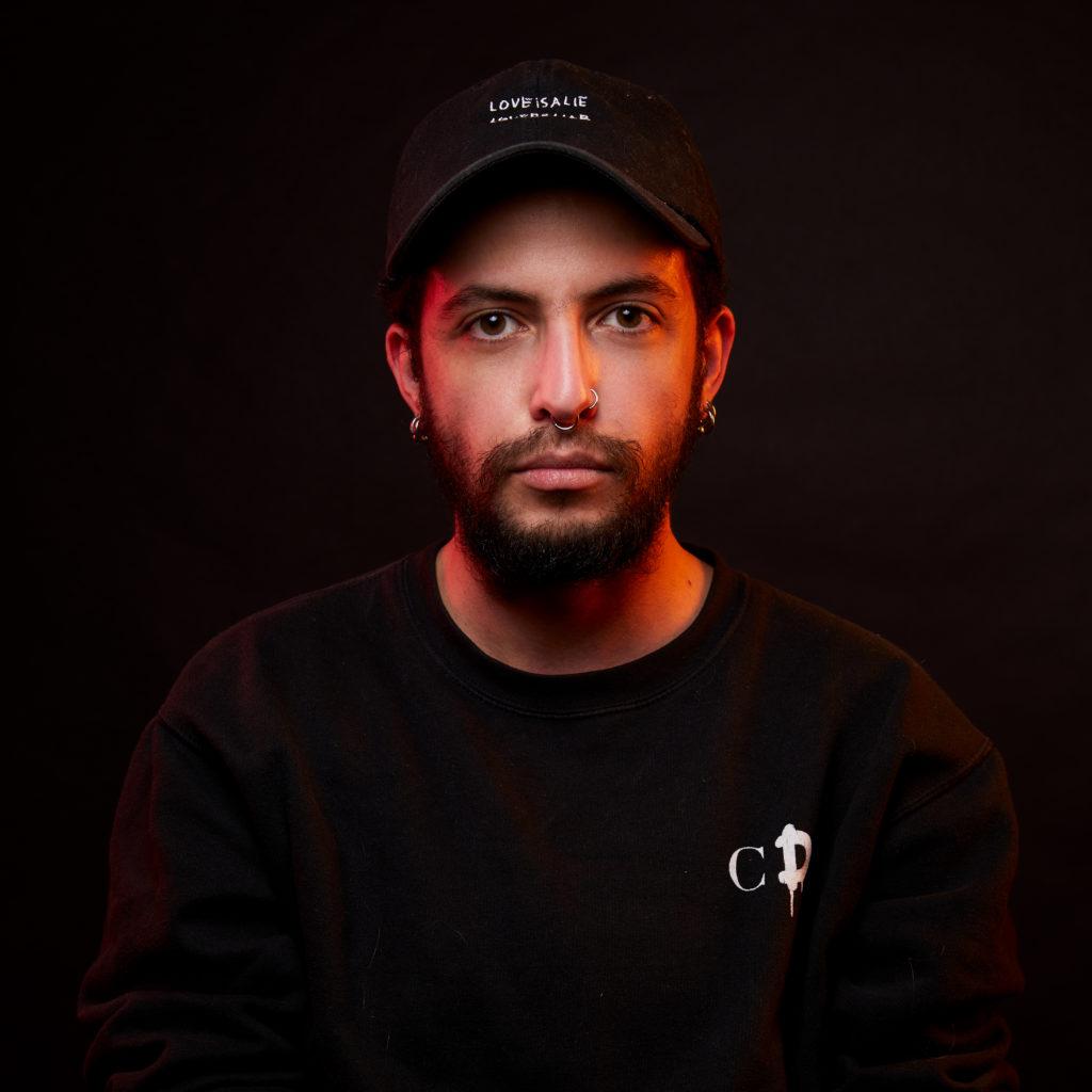 DJ VIKKEN - résident à la Mutinerie bar queer trans