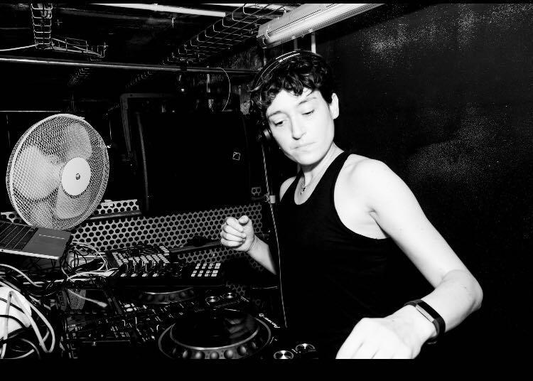 Marion de La Kelpto, DJ gouine sur Friction Magazine