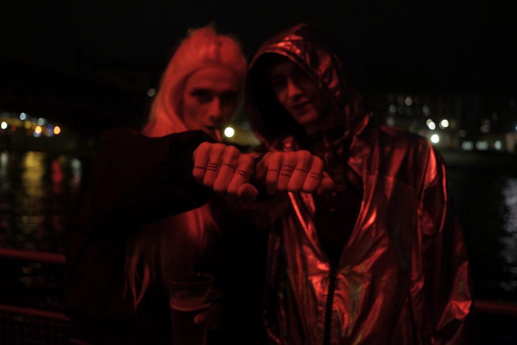 Luz & Jenny - Image : Luz & Jenny  - Festival trans Lyon - Friction Magazine