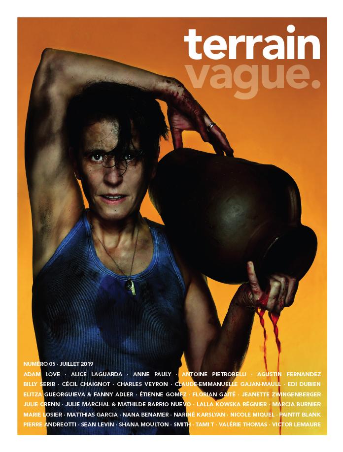 Terrain vague fanzine - magazine queer