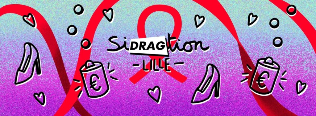 DRAG contre le sida : Sidragtion Friction Magazine