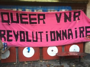 Queer VNR revolutionnaire - Friction Magazine