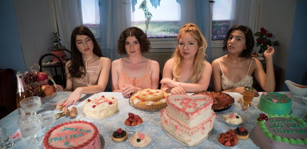 Tease Cake, Poppy Sanchez