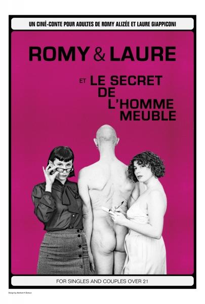 Romy et Laure le secret de l'homme meuble - film de romy alizée porno féministe
