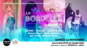 La Bordelle à Bordeaux queer