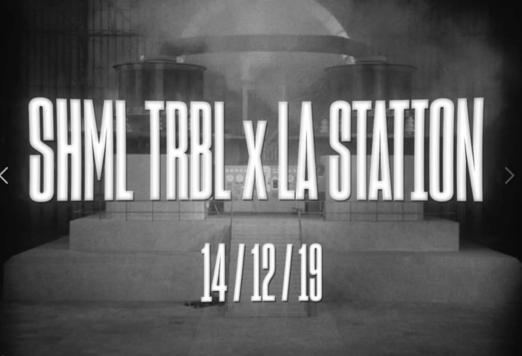 shemale trouble à la station