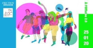 Friction fait Baam : les queer en soutien aux migrants LGBTQI : macron démission