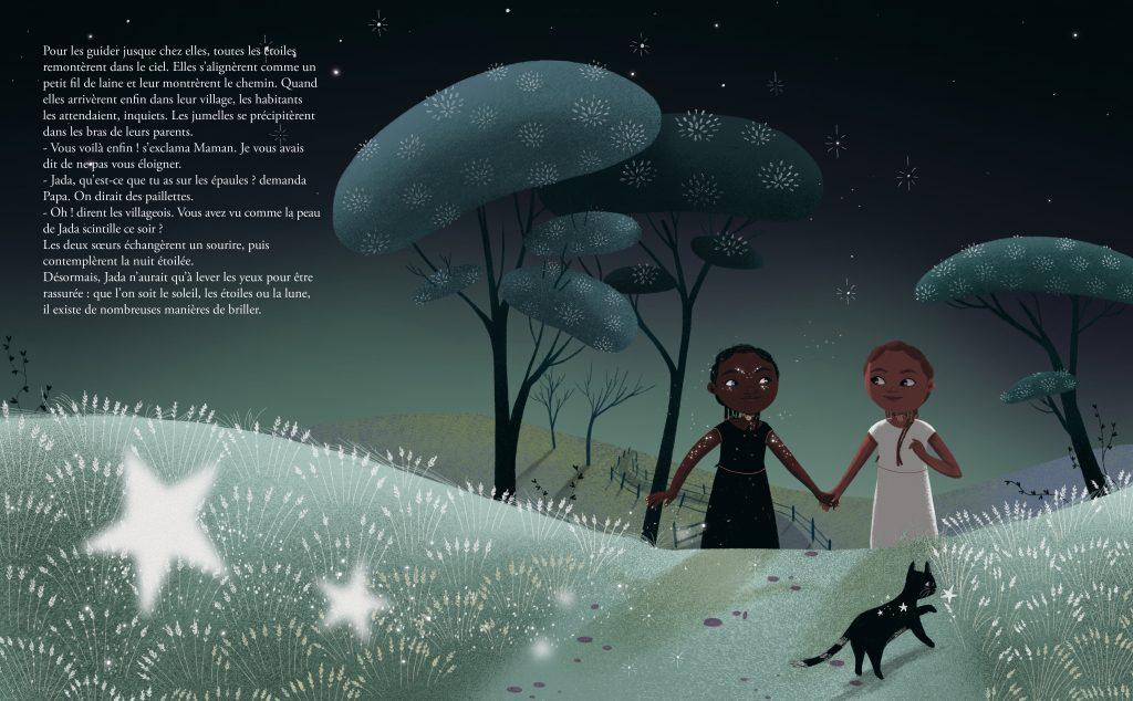 Laura Nsafou et Barbara Brun : afroféminisme dans un livre pour enfant