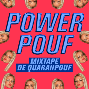 Friction Magazine Powerpouf quarantaine queer confinement mixtape