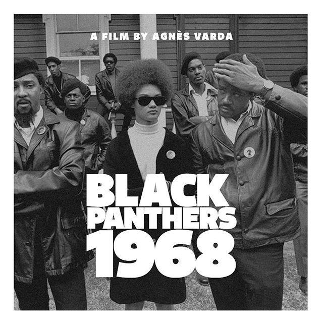 Black Panthers : documentaire gratuit d'agnès Varda