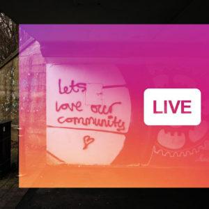 live et communauté LGBTQI sur les réseaux sociaux en temps de coronavirus - Friction Magazine