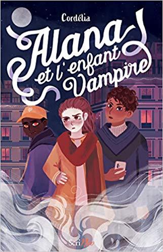 Alana et l'enfant vampire : lecture collégien non-binaire et genre