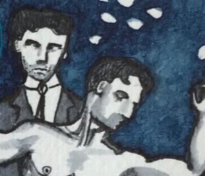 Amant fantasmatique livre gay