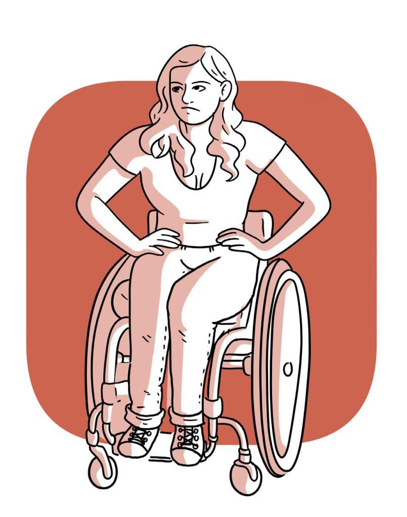 illustration du livre Je vais m'arranger comment le validisme impacte la vie des personnes handicapées.