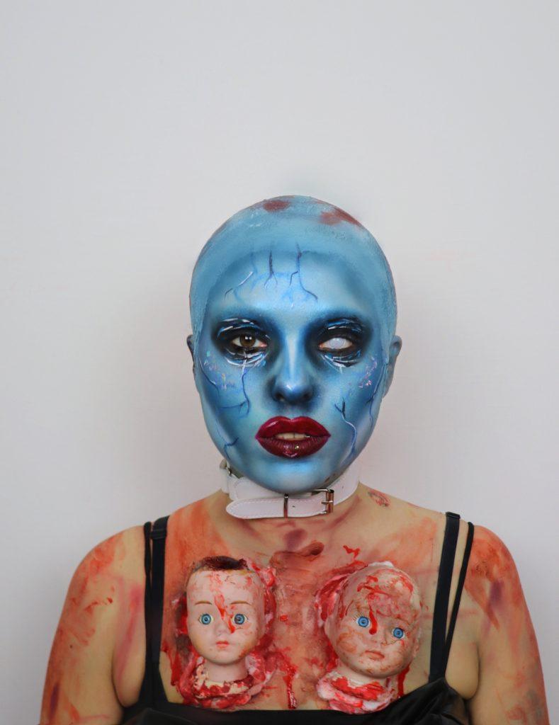 drag queen gore : Morphine Blaze